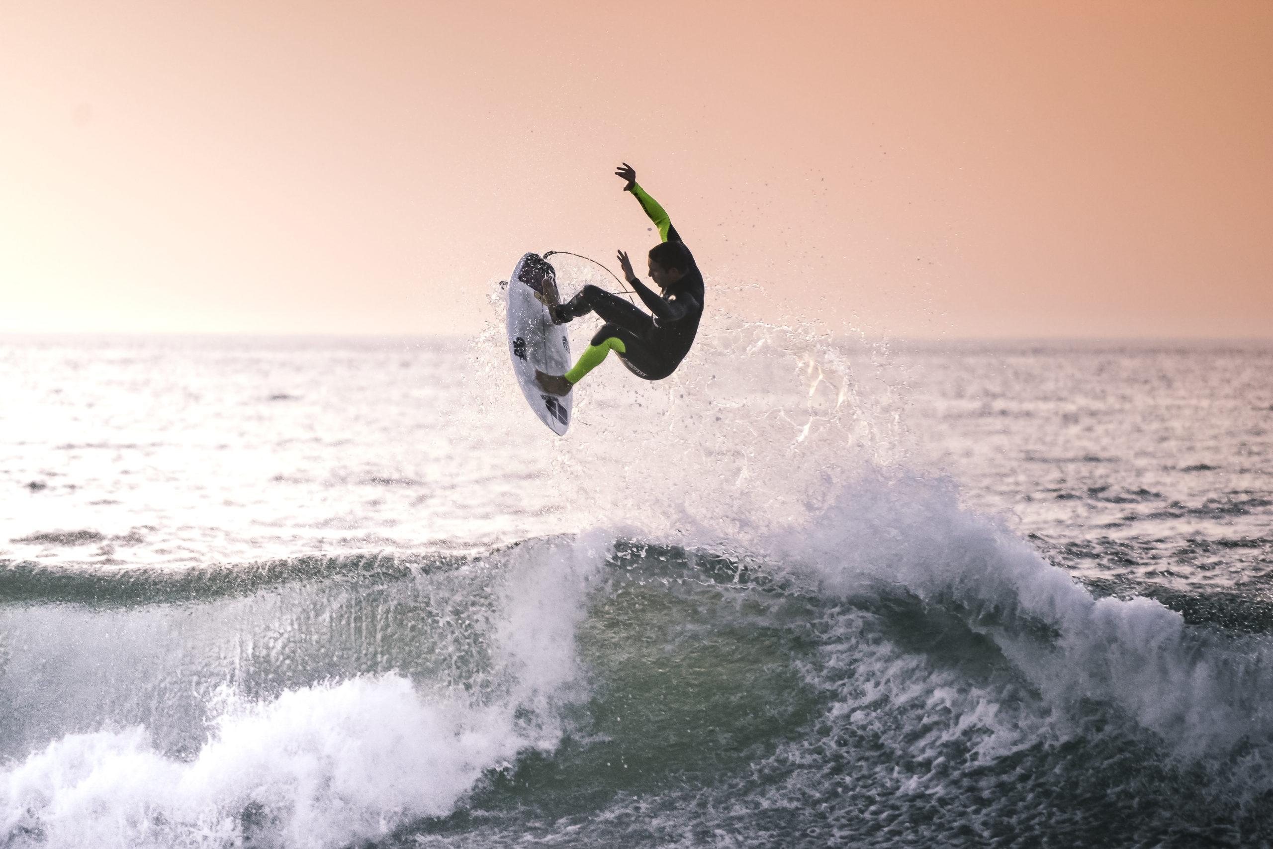 surf capbreton ocean photograhe communication landes pays basque longboard ripcurl women